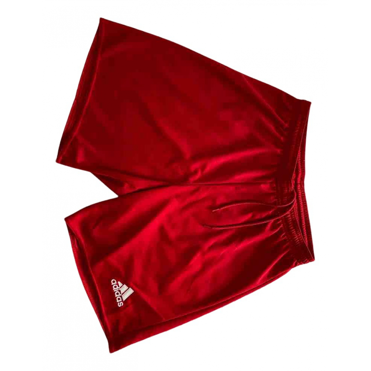 Adidas \N Shorts in  Rot Polyester