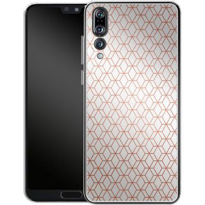 Huawei P20 Pro Silikon Handyhuelle - Morning Pattern von #basic