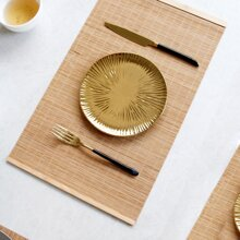 1pc Bamboo Placemat
