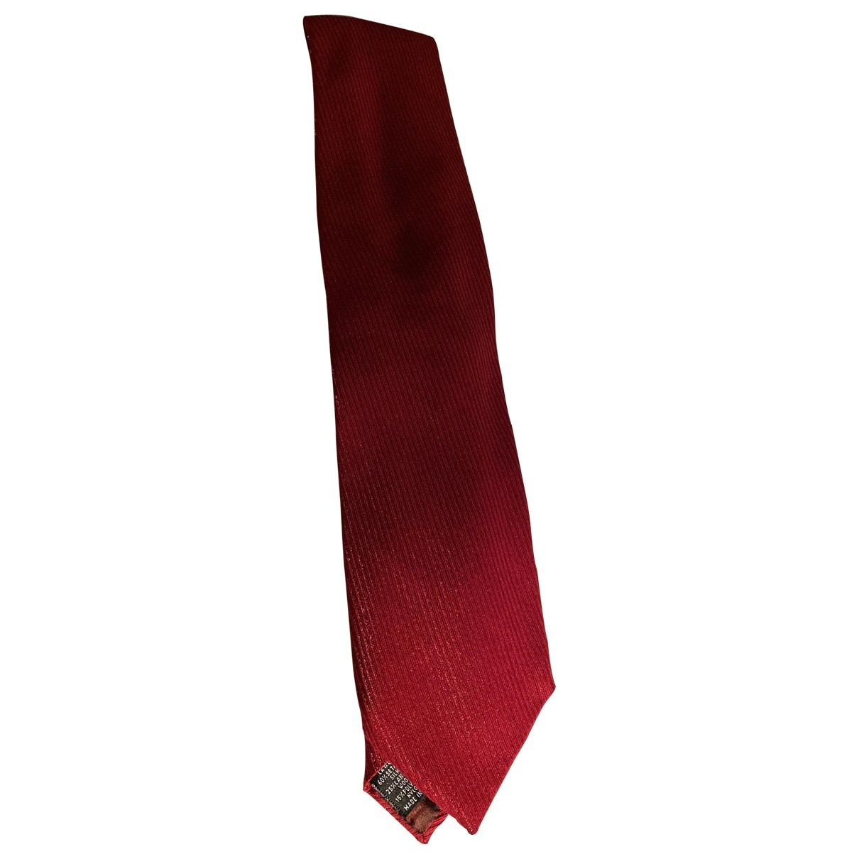 Corbata de Seda Armani Collezioni