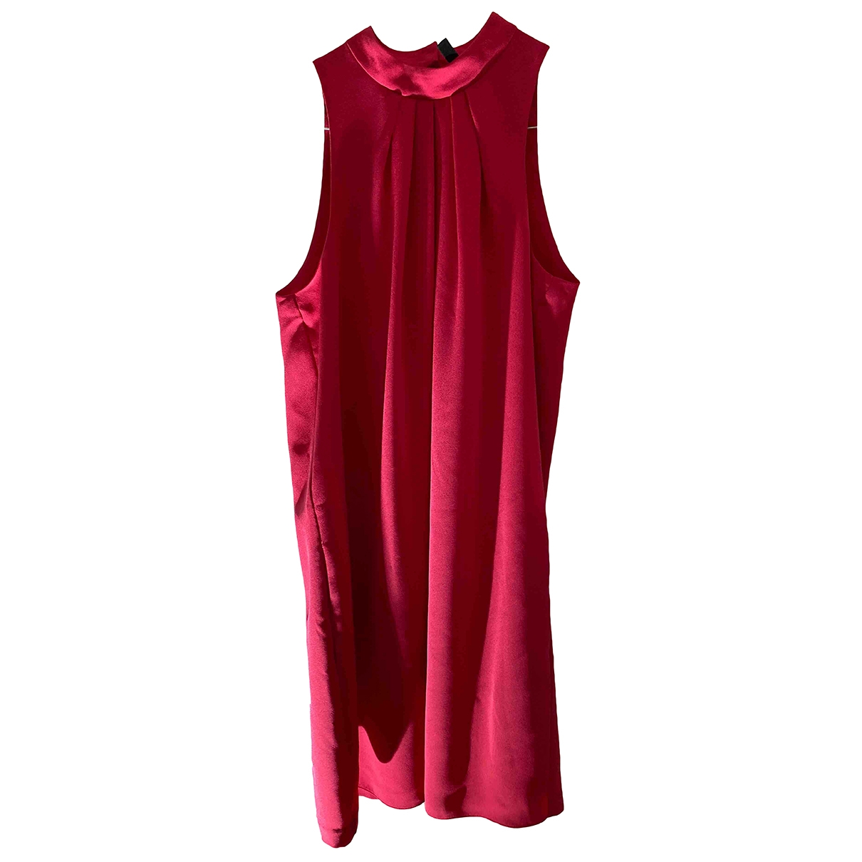 Bcbg Max Azria \N Pink dress for Women 36 IT