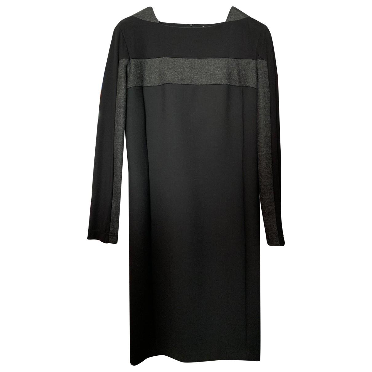 Intrend \N Black Cotton - elasthane dress for Women S International