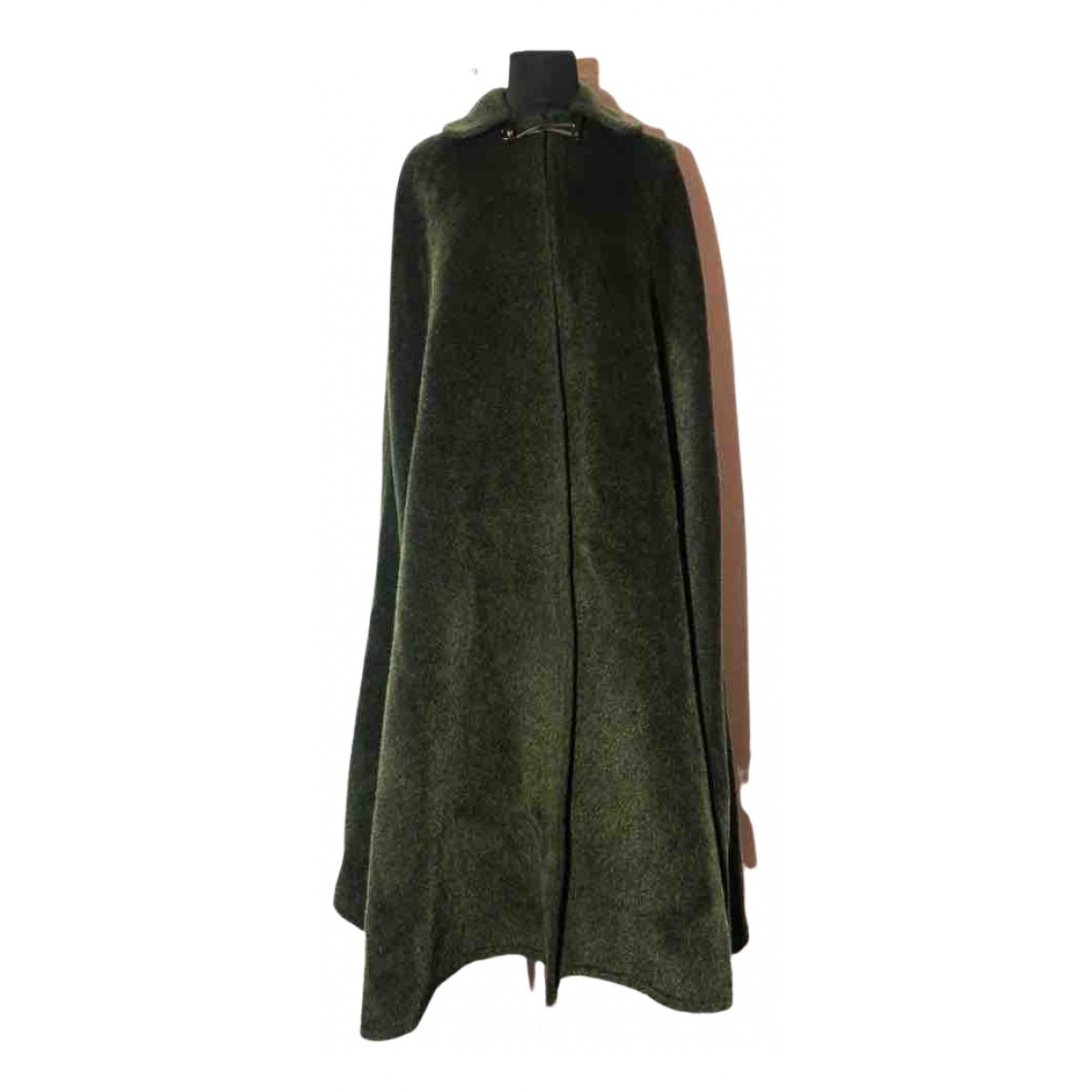 Yves Saint Laurent N Green Wool jacket for Women One Size UK