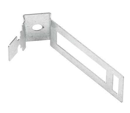 RS PRO Cable Clip Screw Steel Conduit Clip