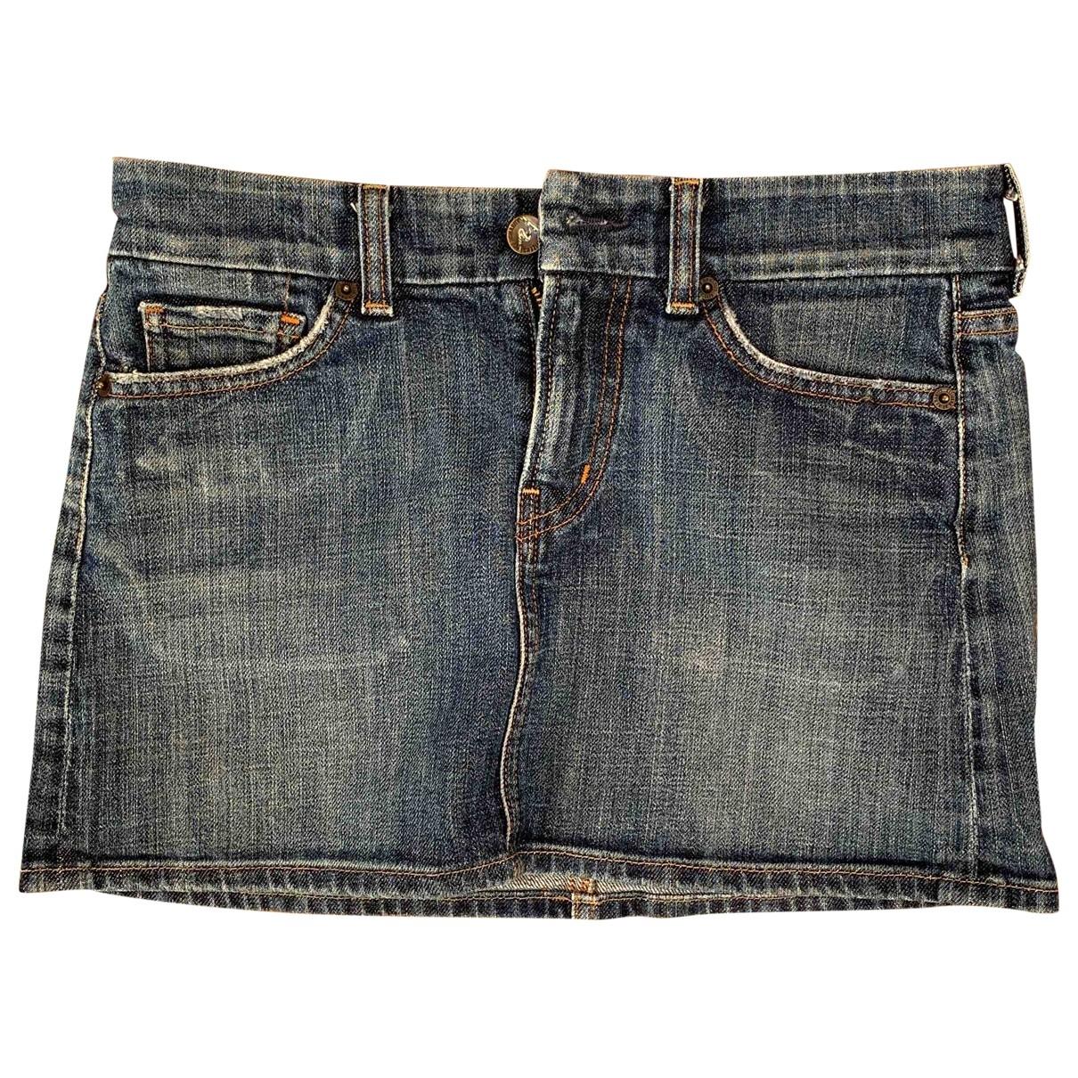 Citizens Of Humanity \N Rocke in  Blau Denim - Jeans