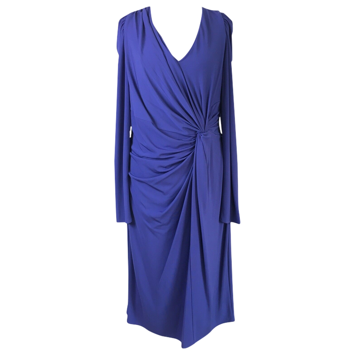 Coast \N Blue dress for Women 14 UK