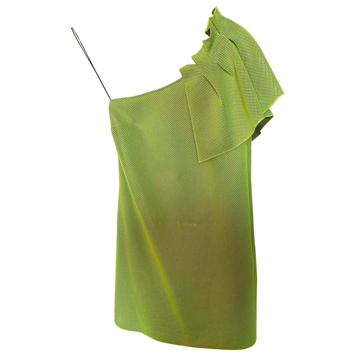 M Missoni - Robe   pour femme - jaune
