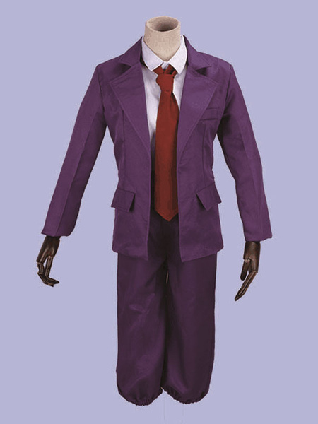 Milanoo Jojos Bizarre Adventure Phantom Blood Teenager Dio Brando Cosplay Costume
