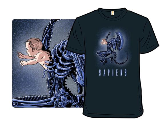 Sapiens T Shirt