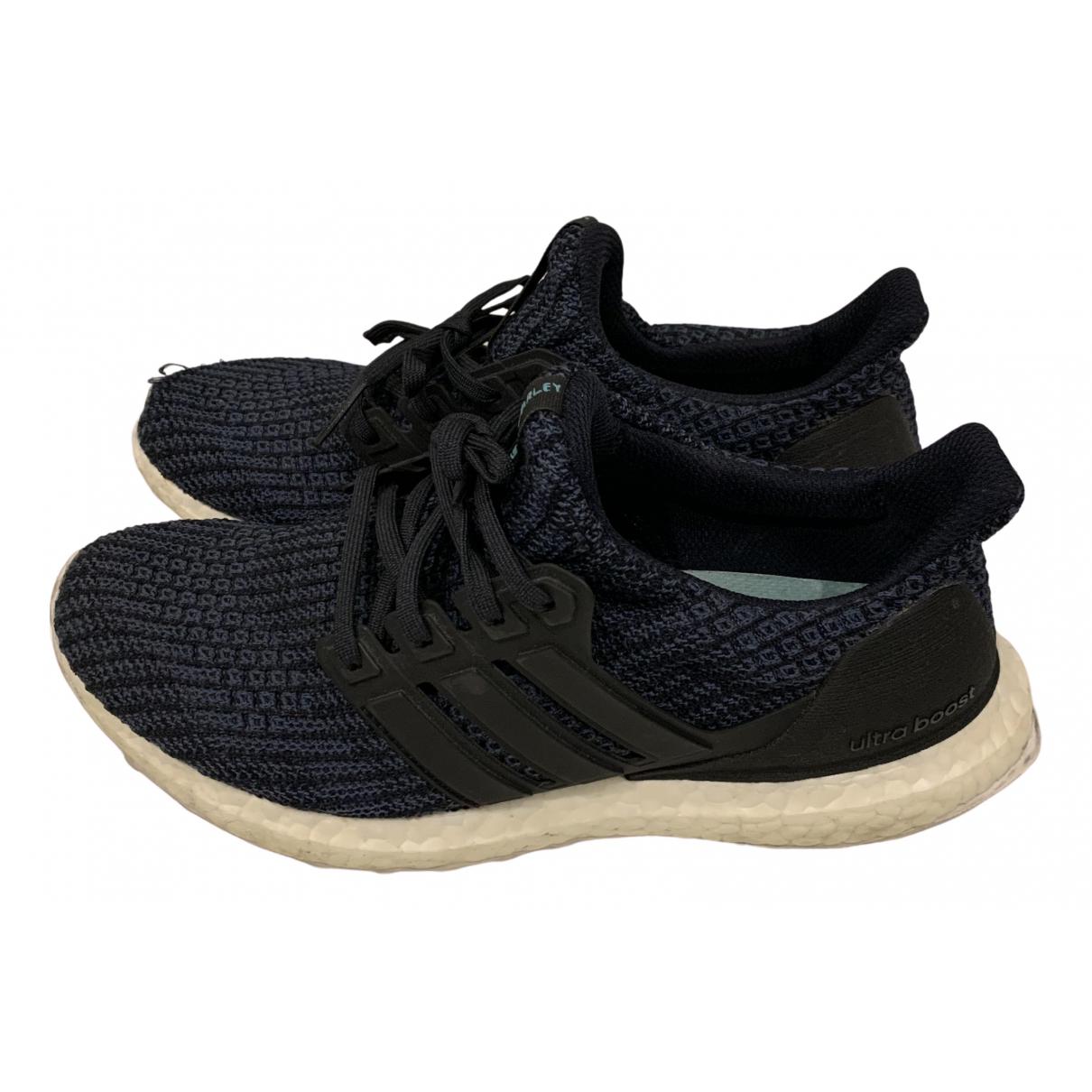 Adidas - Baskets Ultraboost pour femme en toile - marine