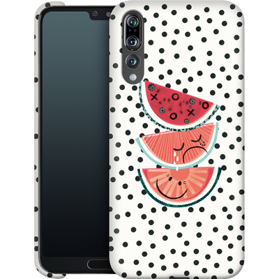 Huawei P20 Pro Smartphone Huelle - Watermelon von Victoria Topping