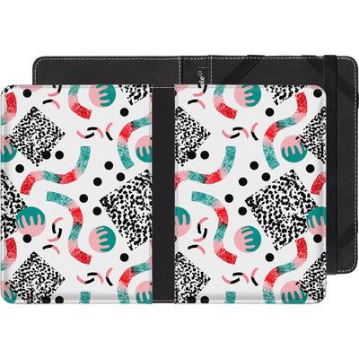 Kobo eReader Touch eBook Reader Huelle - Confetti von Jenna Kunnas