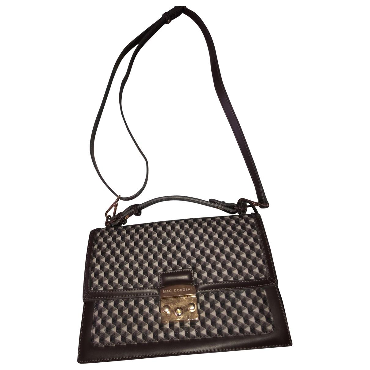 Mac Douglas \N Handtasche in  Braun Leder