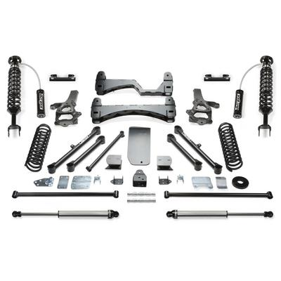 Fabtech 6 Inch Performance Lift Kit with Dirt Logic SS 2.5 Coilovers - K3083DL