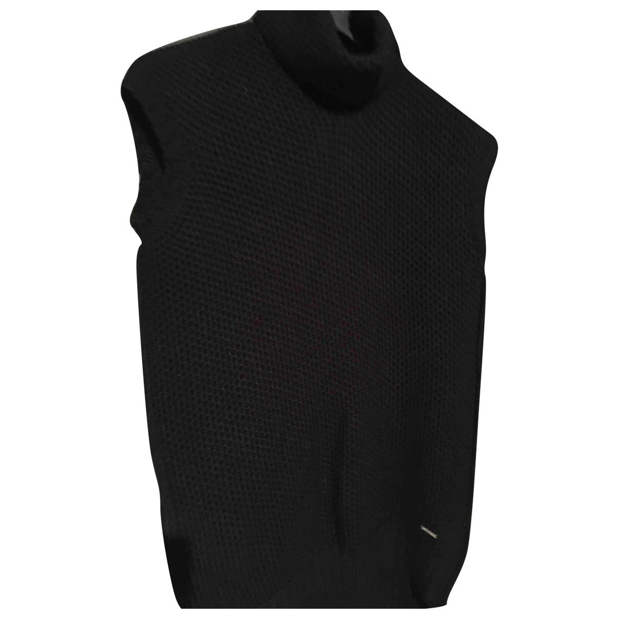 Costume National \N Black Wool Knitwear for Women M International
