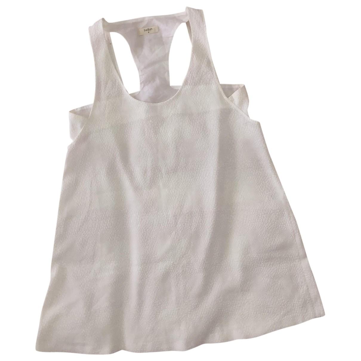 Ba&sh \N Kleid in  Weiss Polyester