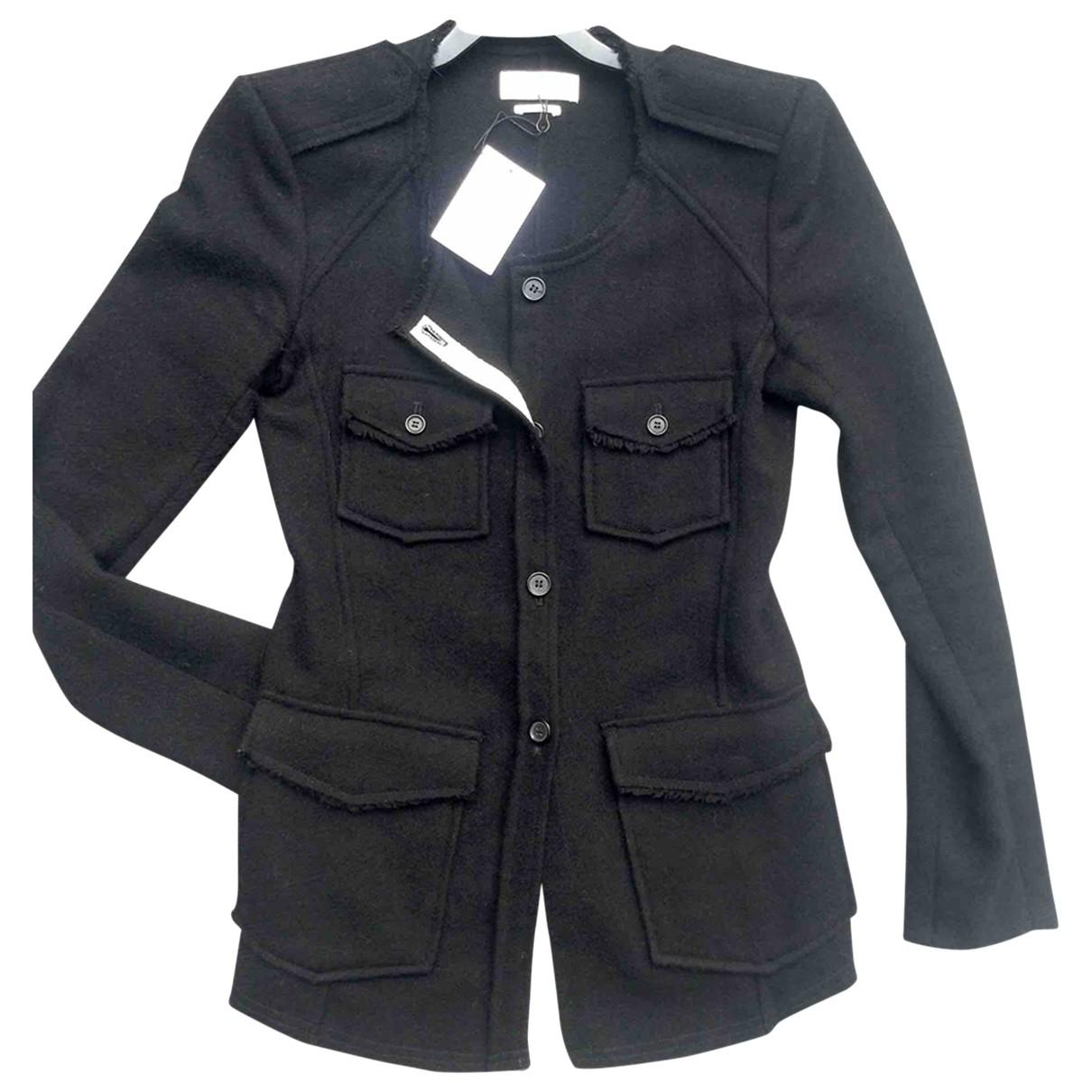 Isabel Marant Etoile - Top   pour femme en laine - noir