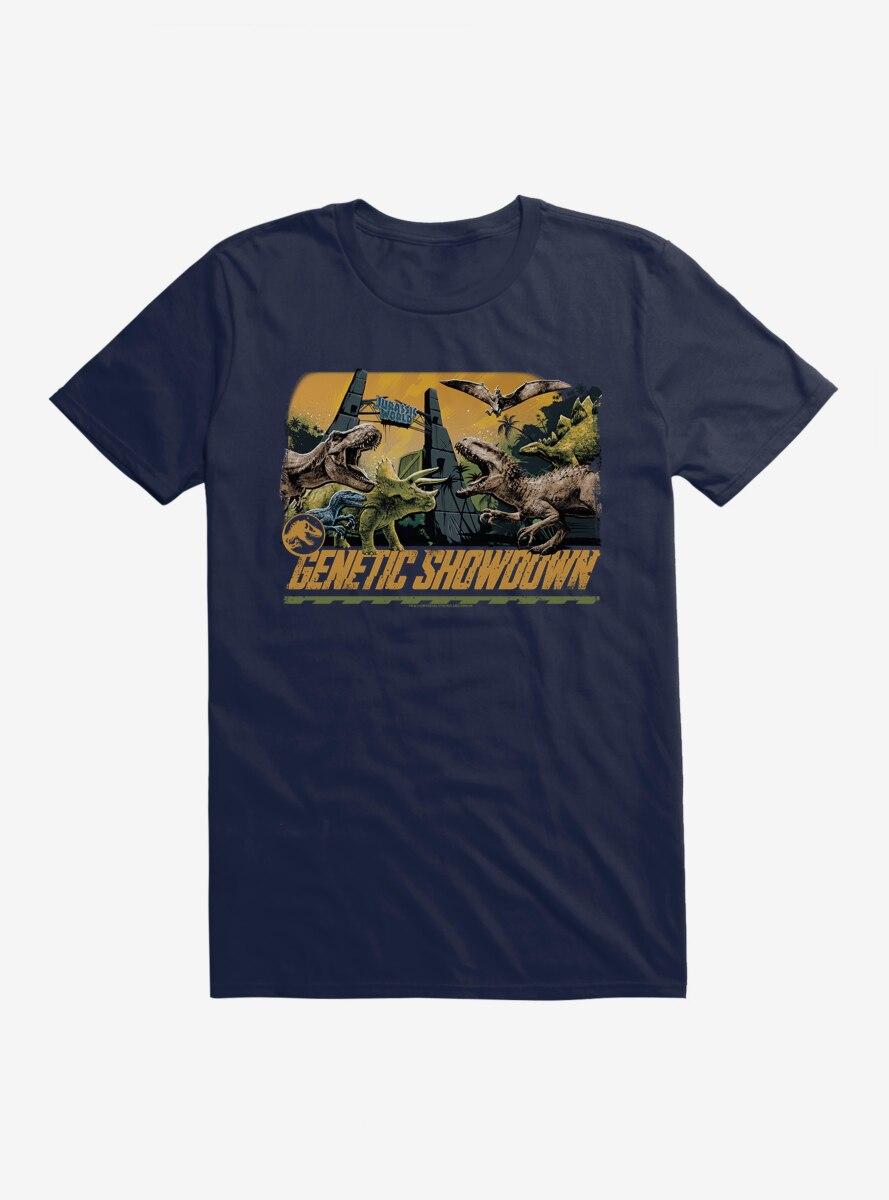 Jurassic World Genetic Showdown T-Shirt