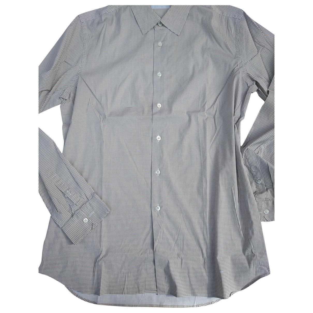 Prada \N Hemden in  Kamel Baumwolle