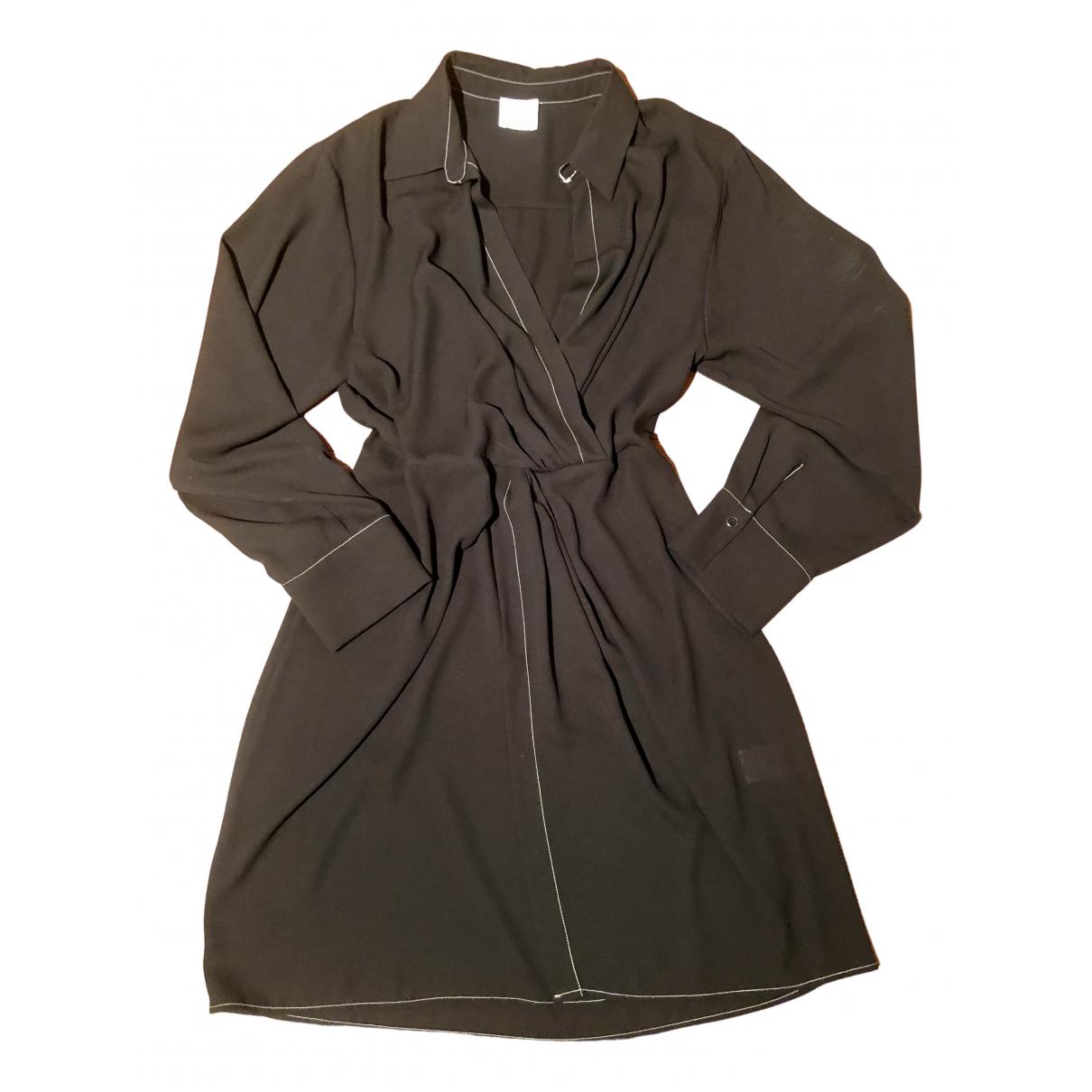 Merci \N Kleid in  Schwarz Polyester