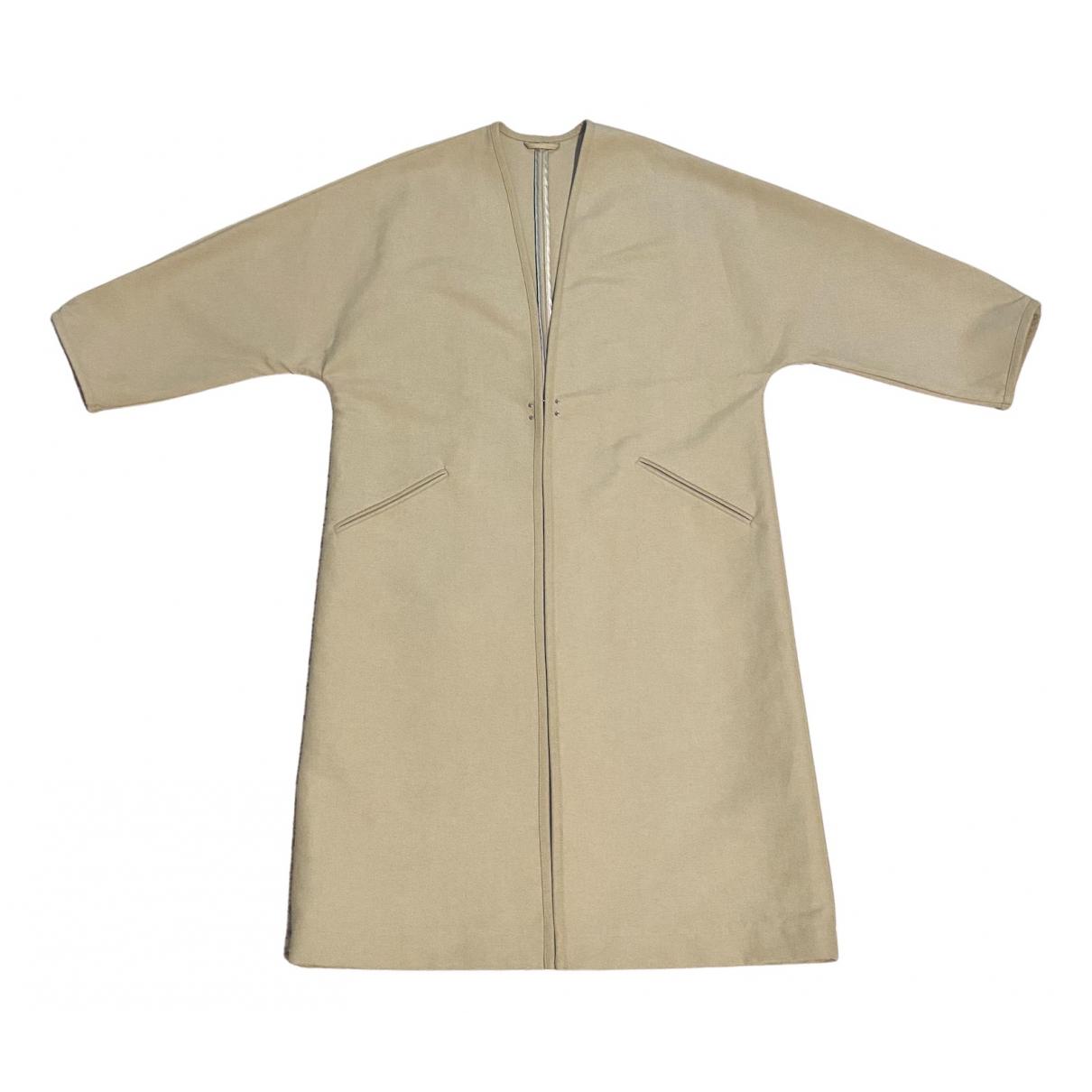 Filippa K - Manteau   pour femme en coton - beige