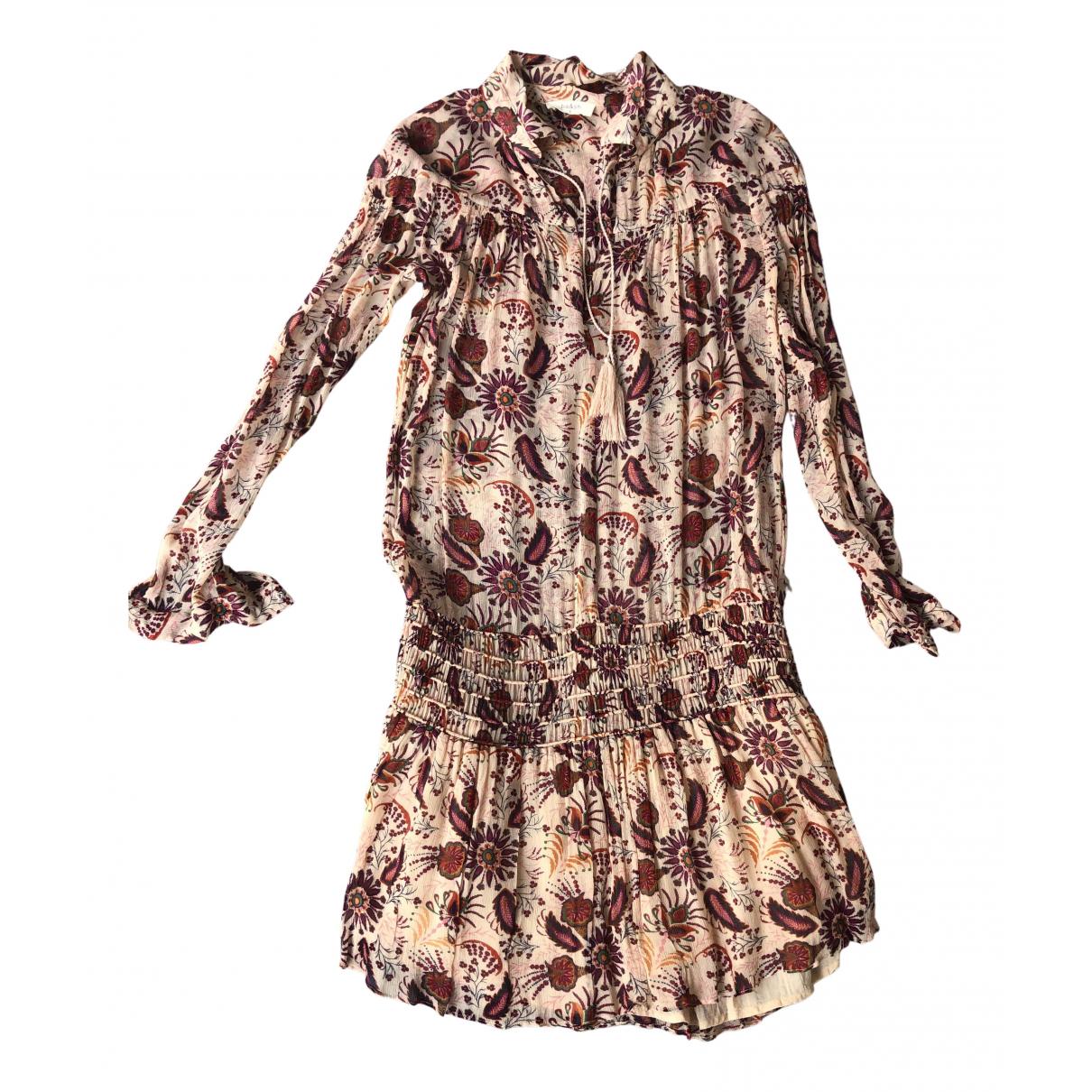 Ba&sh \N Kleid in  Rosa Polyester