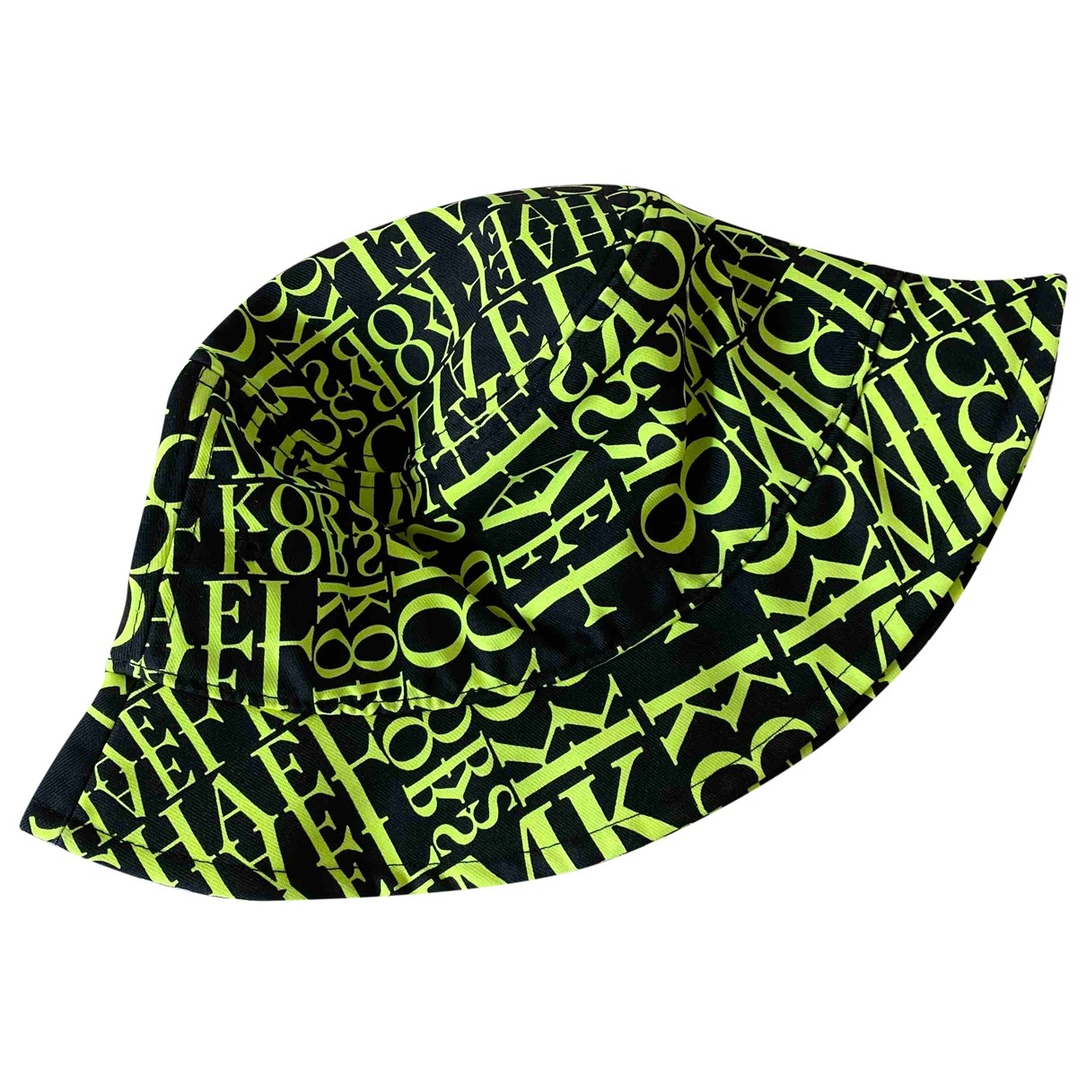 Michael Kors - Chapeau   pour femme en toile - noir