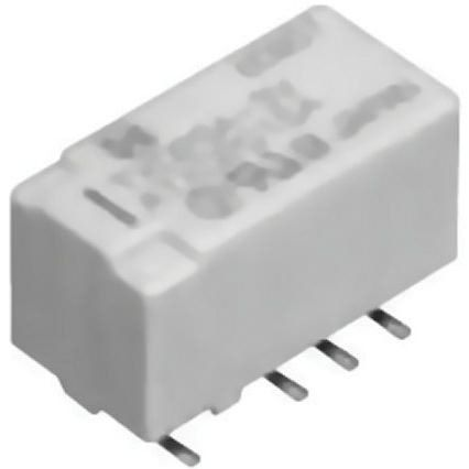 Panasonic DPDT Surface Mount Latching Relay - 2 A, 12V dc For Use In Automotive Applications