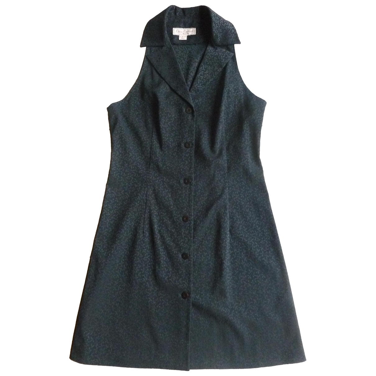 Non Signé / Unsigned \N Black dress for Women 42 IT