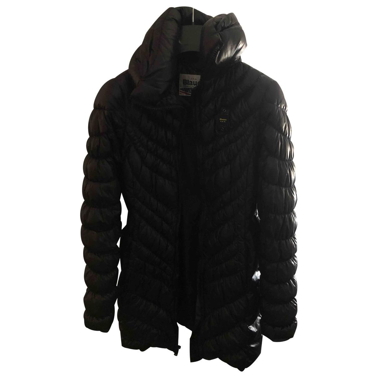 Blauer - Manteau   pour femme - noir