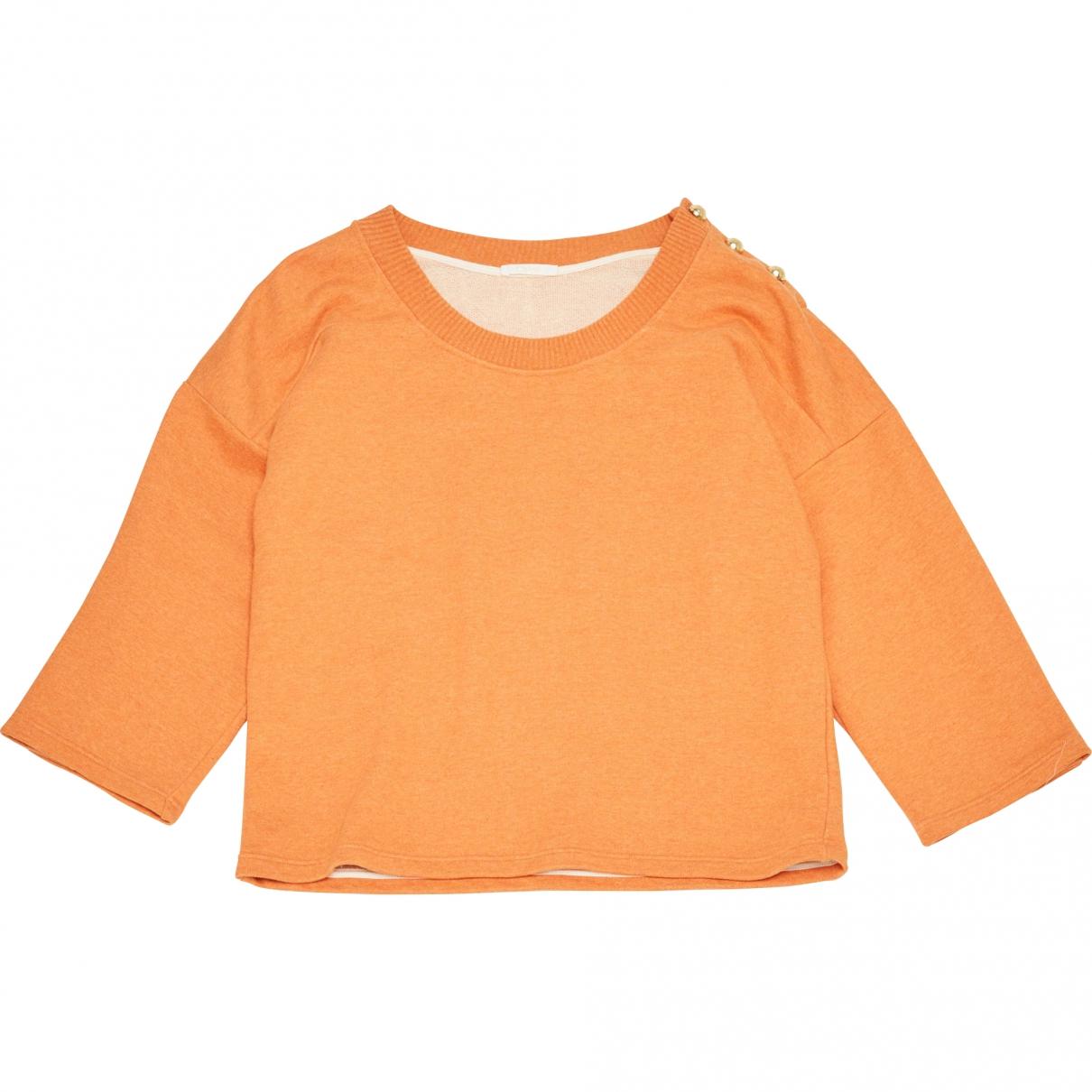Chloé \N Orange Wool Knitwear for Women M International