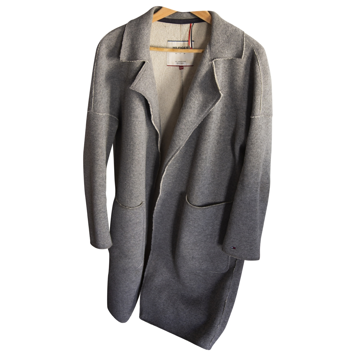 Tommy Hilfiger \N Grey Wool jacket for Women S International