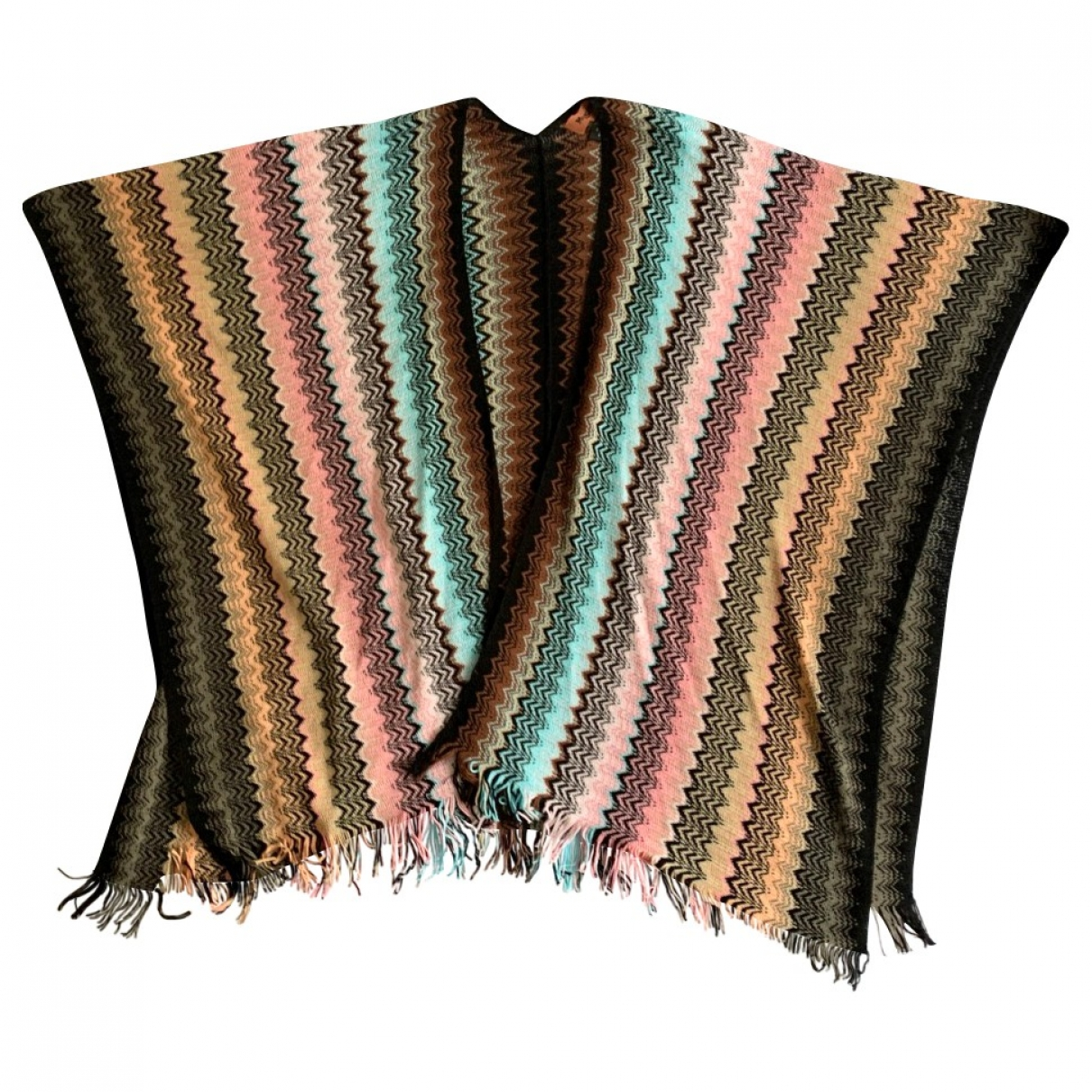 Missoni \N Multicolour Cotton jacket for Women One Size IT