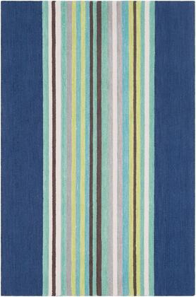 Technicolor TEC-1019 8' x 10' Rectangle Modern Rugs in