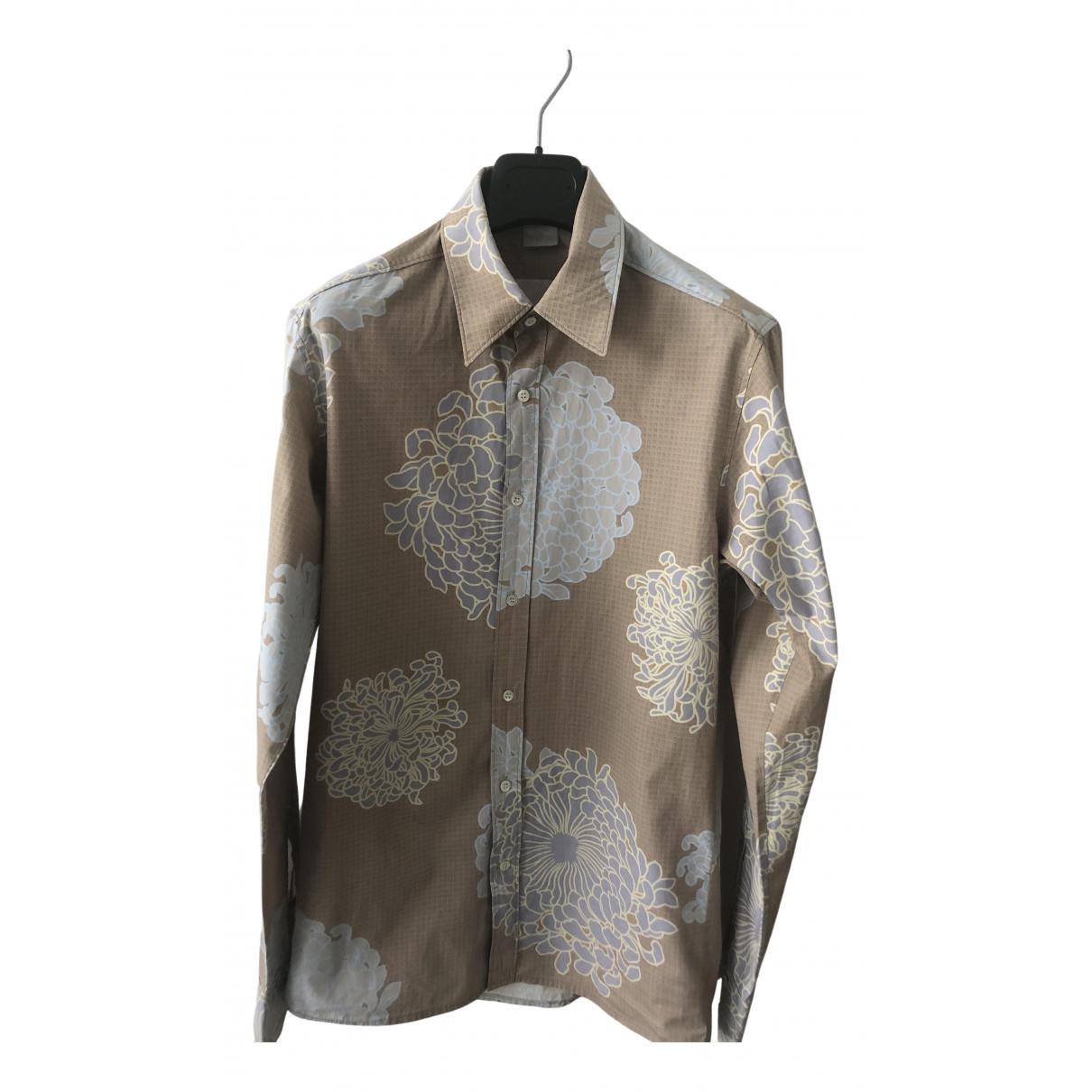 Paul & Joe - Chemises   pour homme en coton - beige