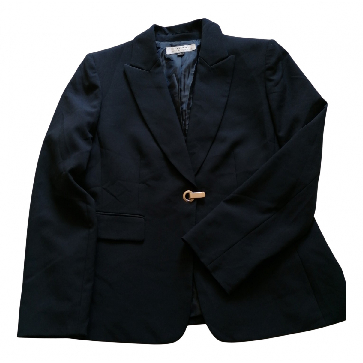 Elie Tahari N Blue jacket for Women L International