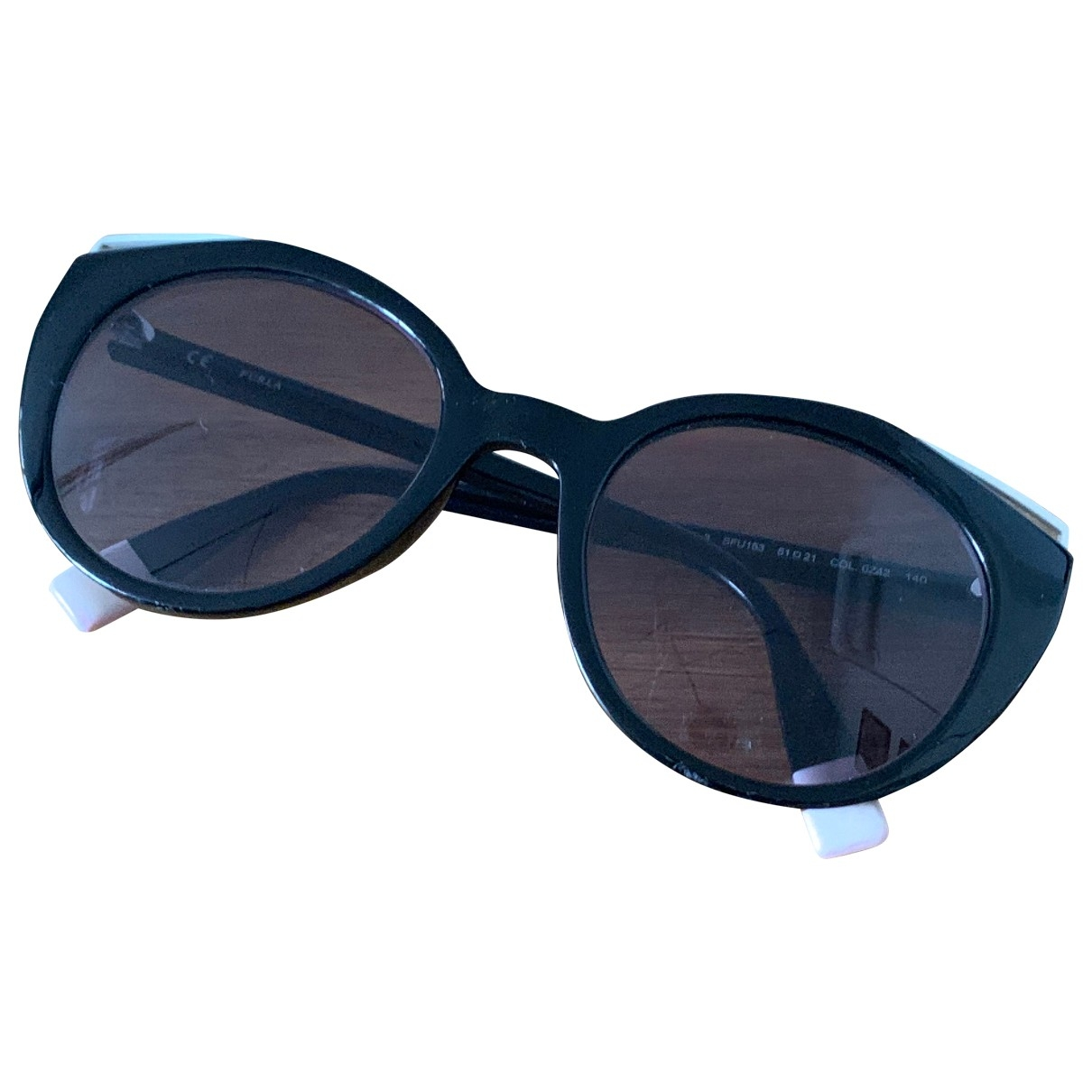 Furla \N Black Sunglasses for Women \N