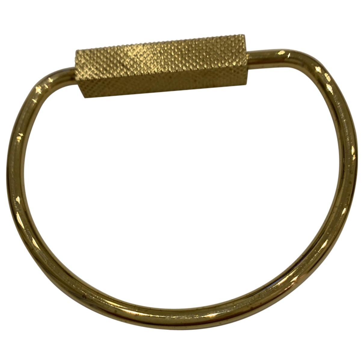 Victoria Beckham \N Armband in  Gold Metall