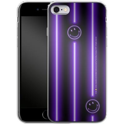 Apple iPhone 6 Silikon Handyhuelle - Electro Nights von Smiley®