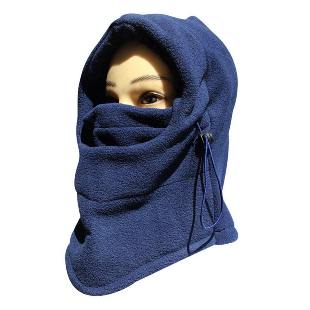 Ski Protection Warm Fleece Hat Riding Masked Hat