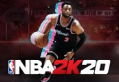 NBA 2K20 UK XBOX One CD Key