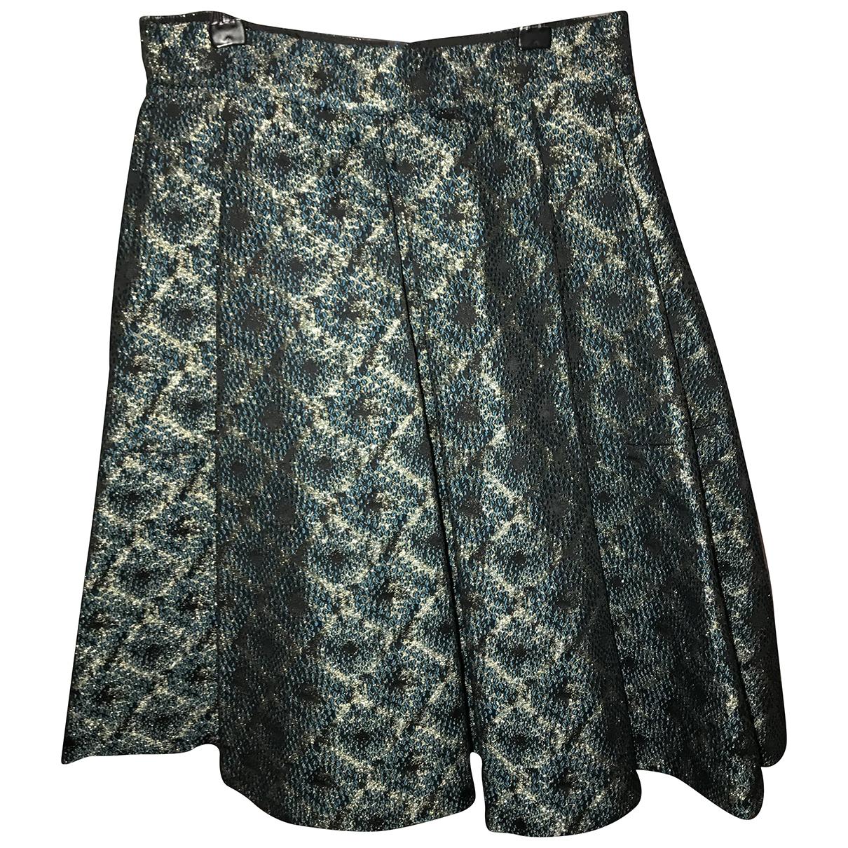 Tara Jarmon \N Rocke in  Gruen Polyester