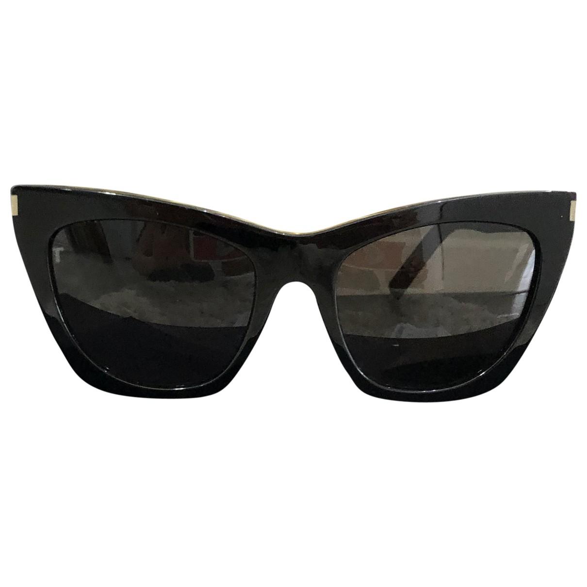 Gafas oversize New Wave Saint Laurent
