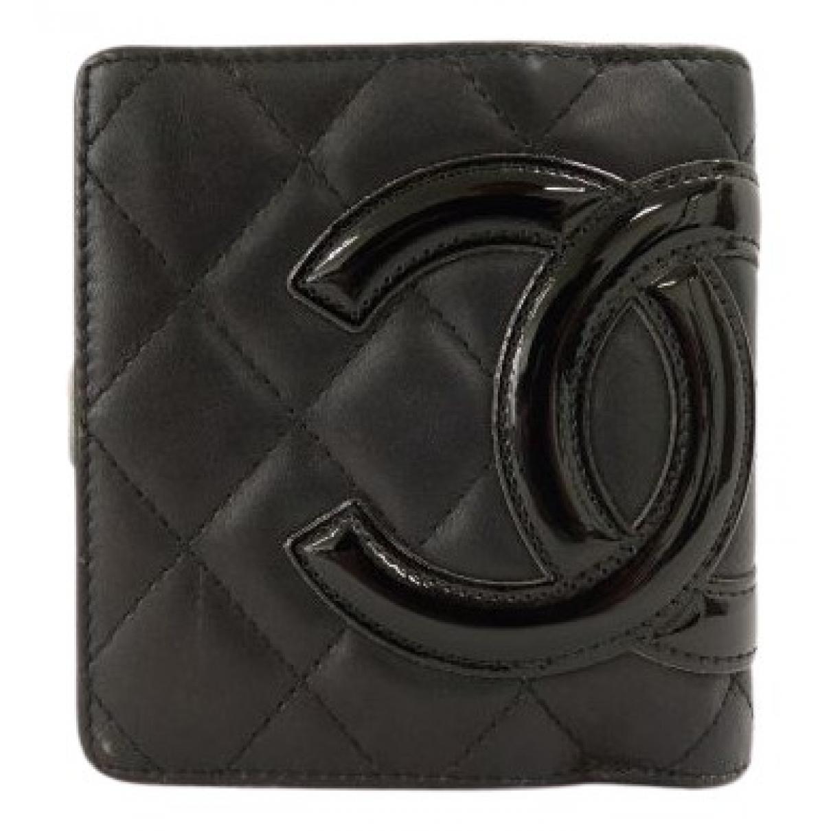 Cartera Cambon de Cuero Chanel