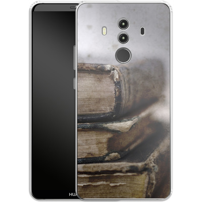Huawei Mate 10 Pro Silikon Handyhuelle - Ordnung Ist Das Halbe Wohnen von Marie-Luise Schmidt