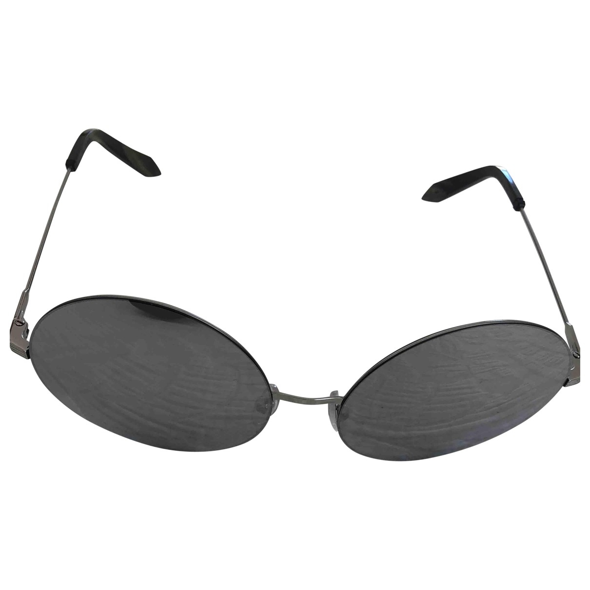Victoria Beckham \N Silver Metal Sunglasses for Women \N