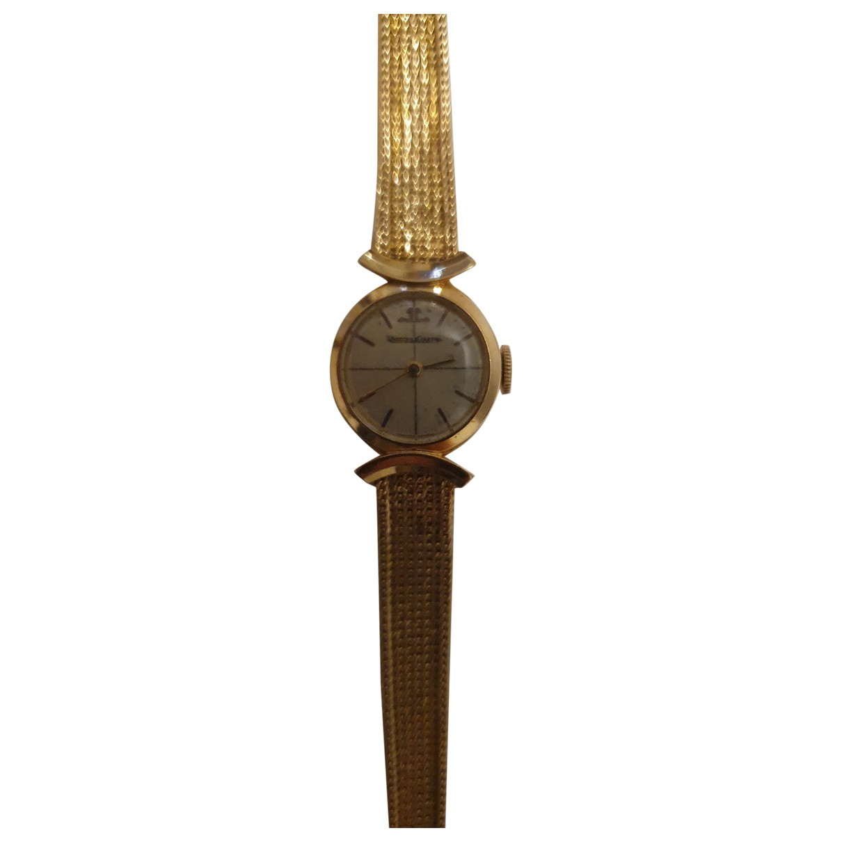 Jaeger-lecoultre Reverso Duetto Uhr in  Gold Gelbgold
