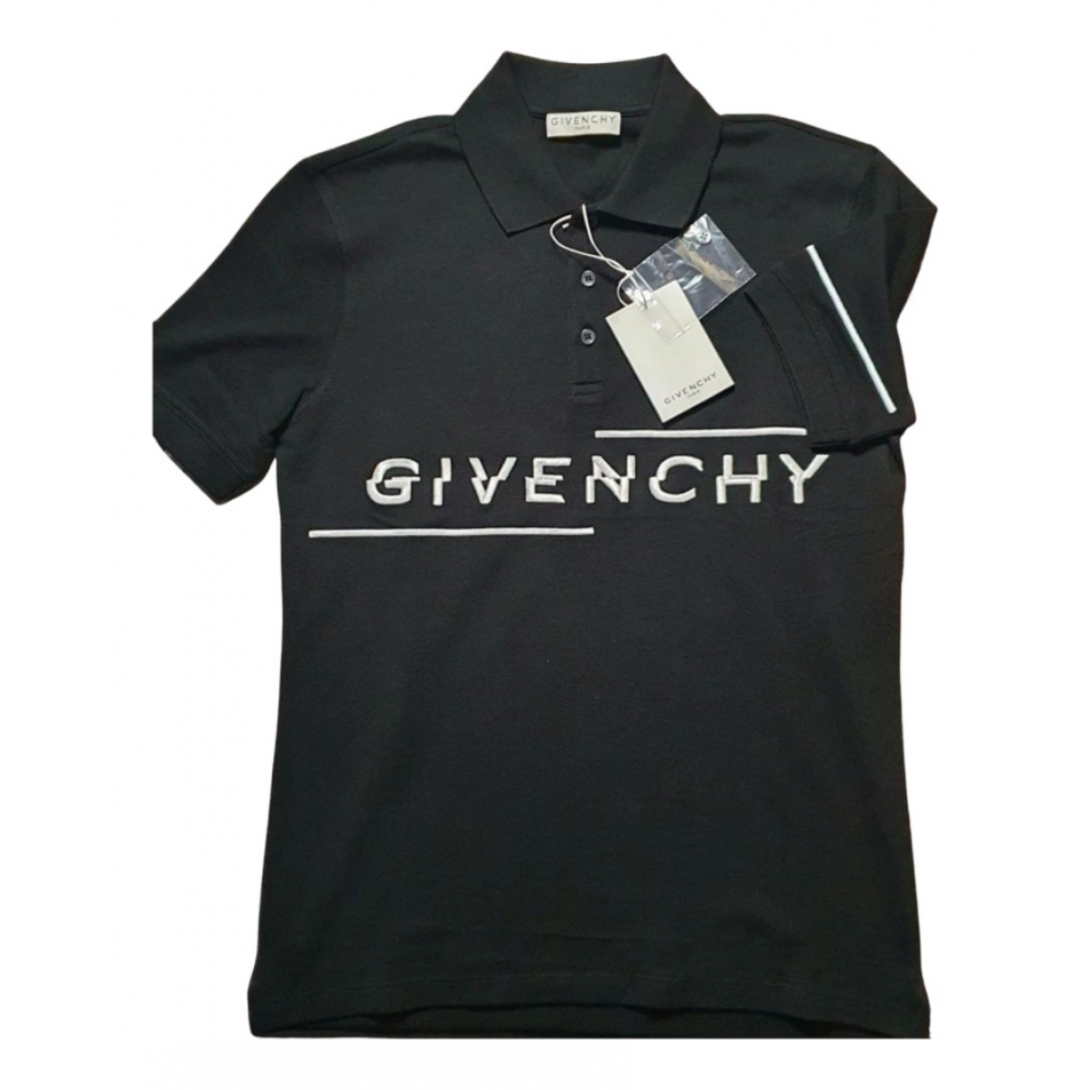 Givenchy \N T-Shirts in  Schwarz Baumwolle