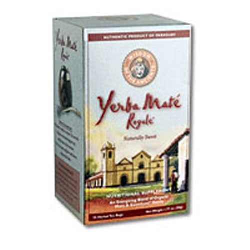 Instant Yerba Mate Royale Tea 2.82 Oz by Wisdom Natural