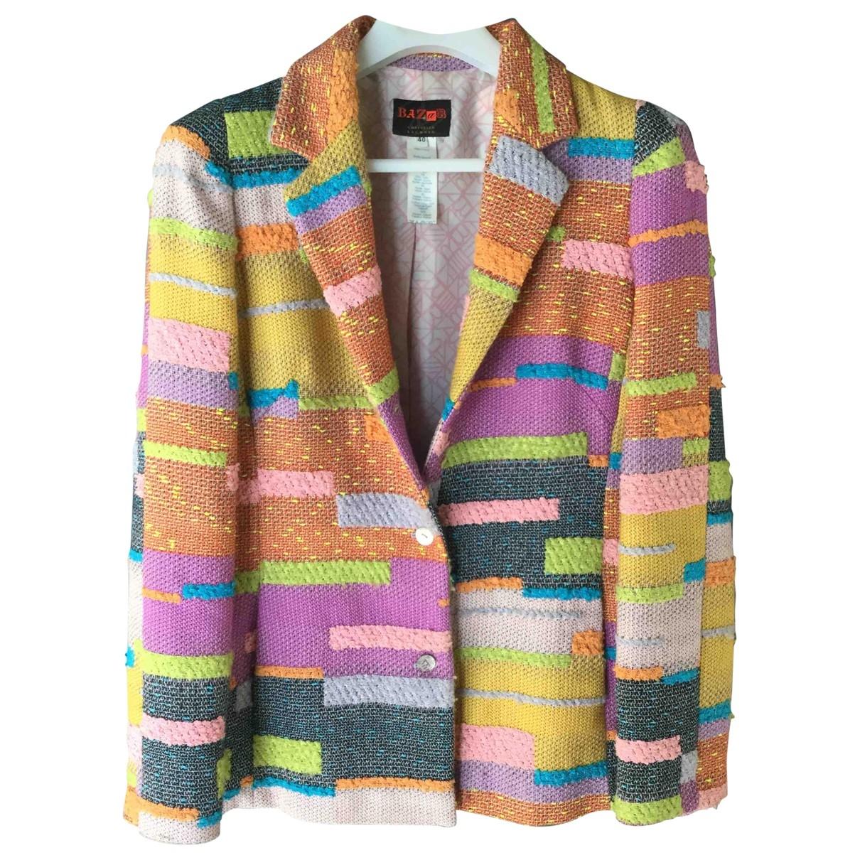 Christian Lacroix - Veste   pour femme en laine - multicolore